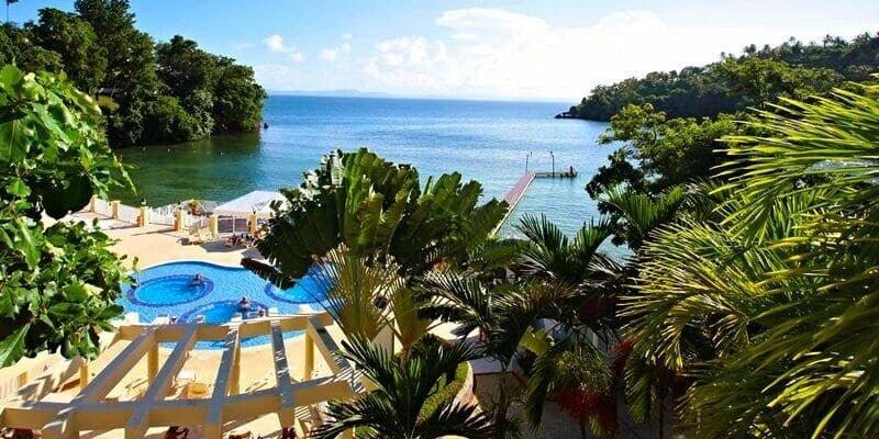 Grand Bahia Principe Cayacoa Piscina