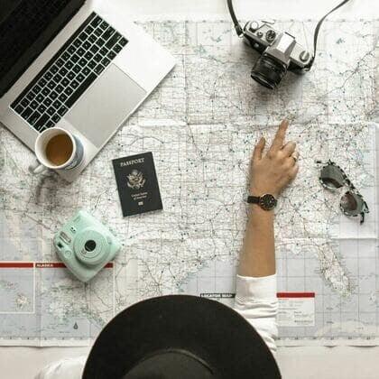 Programa de viajes Internacionales